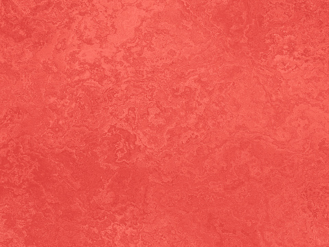 Living Coral Grunge Ombre Texture Orange Background Trendy Color of Year 2019 Copy Space