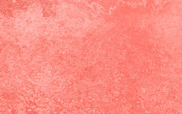 Living Coral Millennial Pink Grunge Texture Ombre Pastel Cute Background Trendy Colors Living Coral - Color of the year 2019, Millennial Pink Grunge Texture Ombre Pastel Pretty Background coral colored stock pictures, royalty-free photos & images