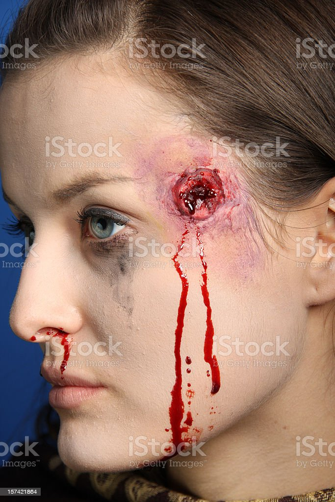 Living dead stock photo
