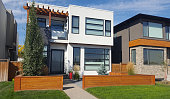 istock Living In A Very Nice Modern Infill Home 1033834548