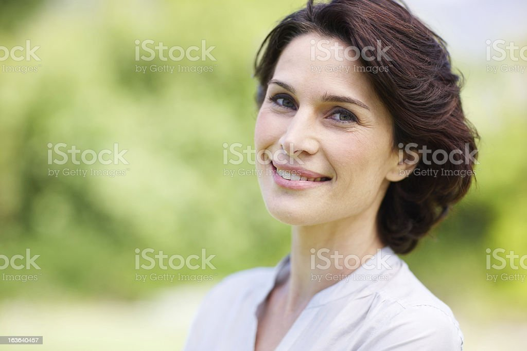 Living lift to it's fullest royalty-free stock photo