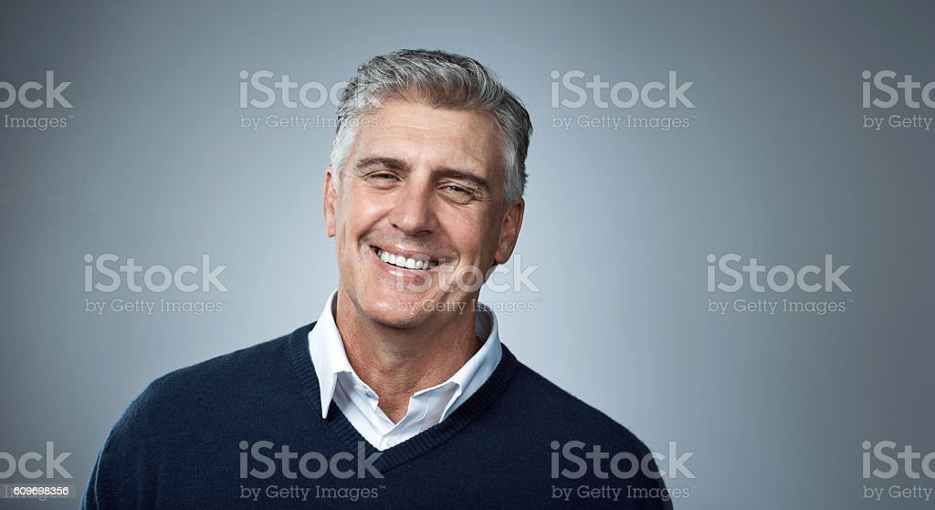 Living positively is the best choice I've made stock photo
