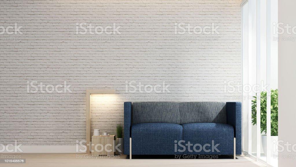 Interior Design Dark Blue Living Room