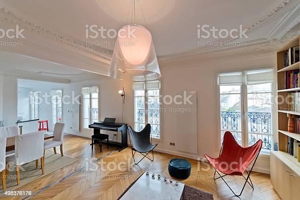 Wohnzimmer Der Luxus Sich Wie Zu Hause Fühlen Stockfoto und mehr Bilder von 2015