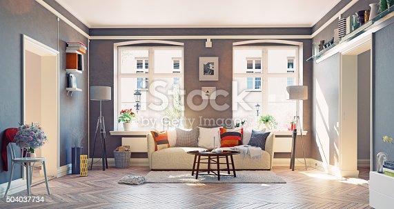 istock living room interior 504037734