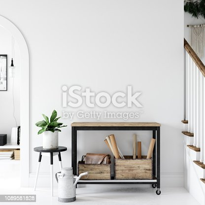 Perfect for Branding your creation or business. Interior wall Mockups good to use for shop owners, artists, creative people, bloggers, who want to advertise or show their latest design!