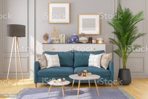 Living room interior with picture frame on gray walls picture id1184180042?b=1&k=6&m=1184180042&s=612x612&h=mzyco wbitlqj7kn4wbq3mcmzb9vc1ah 2dhw8aw7ig=