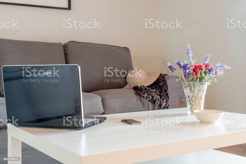 Living room. Life style concept. royalty-free stock photo