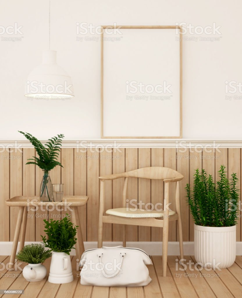 living room or coffee shop royalty-free stock photo