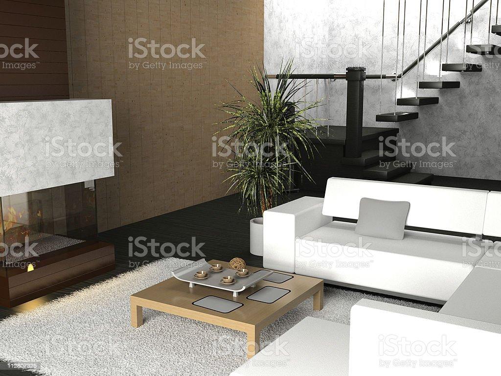 Wohnzimmer room – Foto