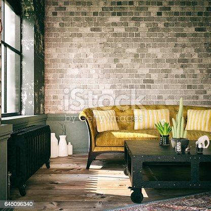 istock Living Room 645096340