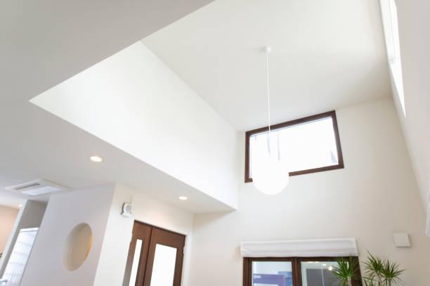 リビングルーム - 天井 ストックフォトと画像