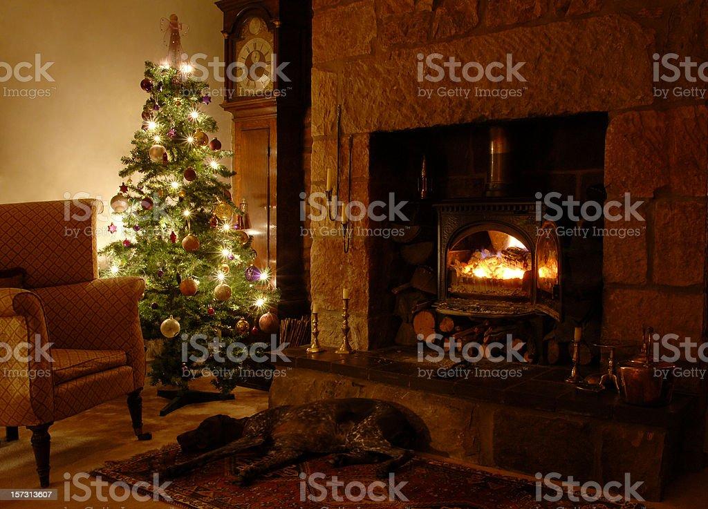 Old Fashioned Weihnachten – Foto