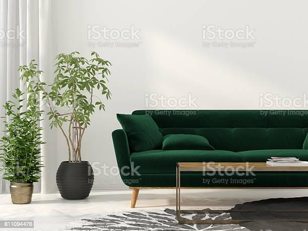 Living room with green sofa picture id611094476?b=1&k=6&m=611094476&s=612x612&h=l bauslgstdbpckx8wfrgbd3mqgpfawnsvslxrzj2y0=