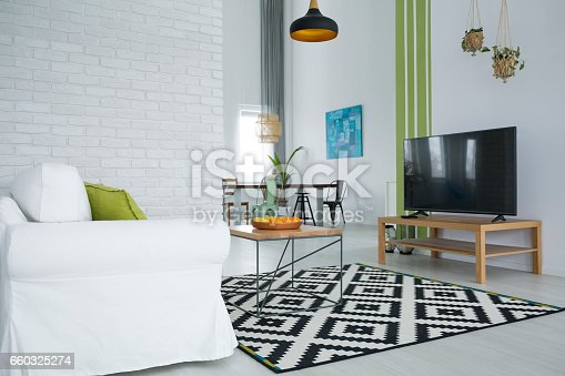660325278istockphoto Living room with tv 660325274