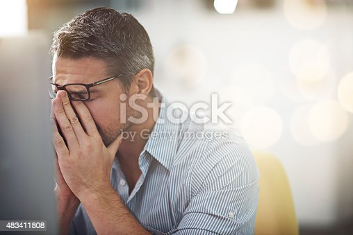 istock Living the busy life 483411808