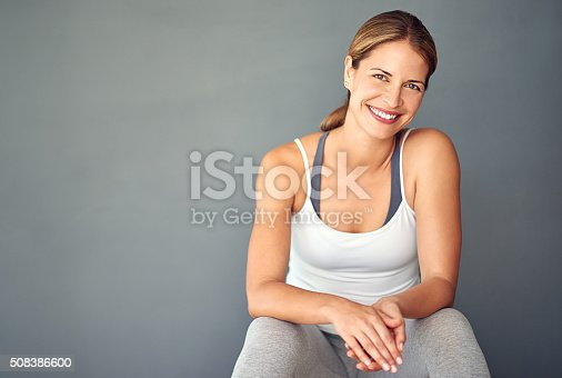508386622 istock photo Living the healthy life 508386600