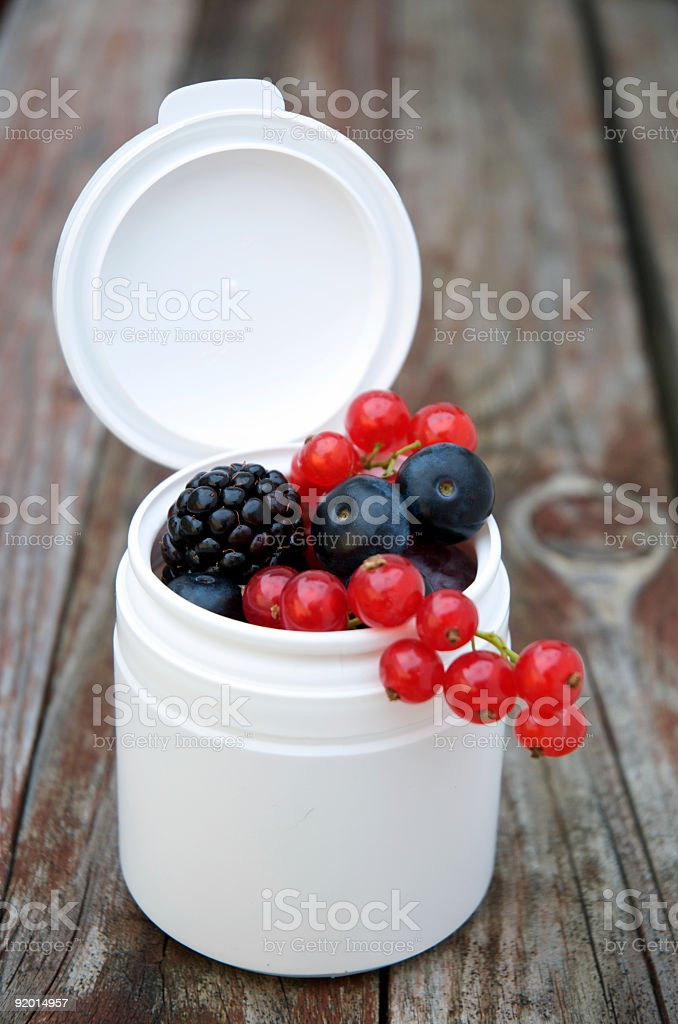 living vitamins royalty-free stock photo