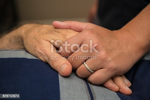 829742744istockphoto Living With Parkinson's Disease 829742674