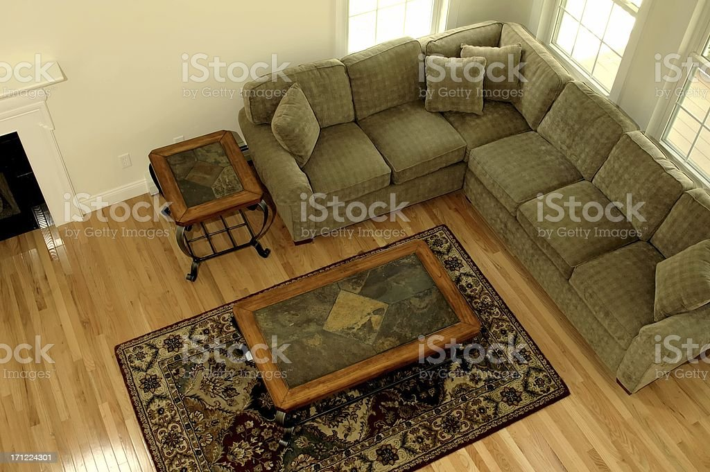 Livingroom royalty-free stock photo