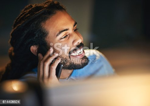 936117940 istock photo I'll be done within the next hour 614408524