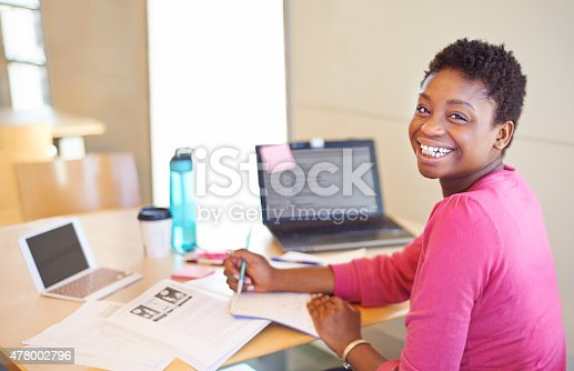 istock I'll be ready for mid-terms! 478002796