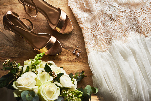 istock I'll be stepping out as a married woman soon 1181587320