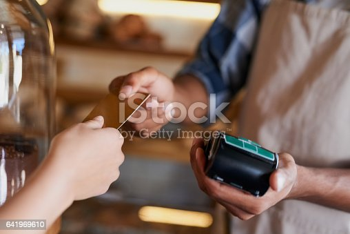 178974134 istock photo I'll checkout on credit 641969610