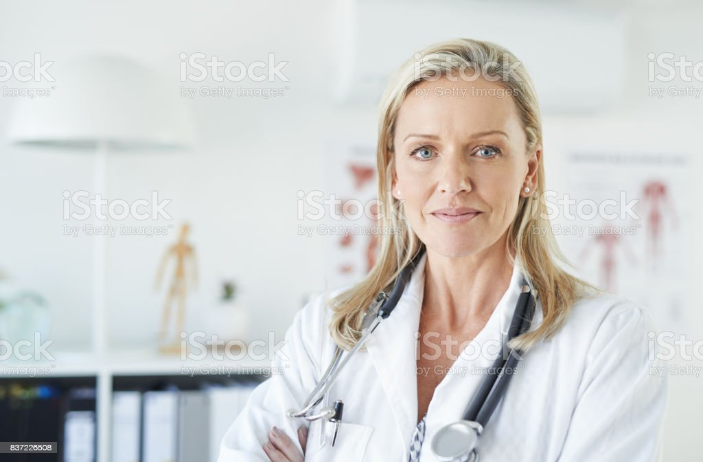 I'll do my best to get you feeling your best stock photo