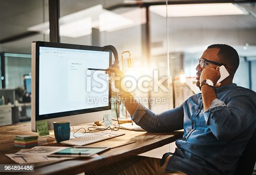 936117940 istock photo I'll email you that memo right away 964894486