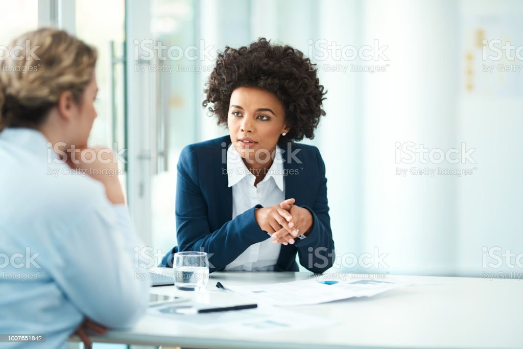 I'll give you time to make your decision... stock photo