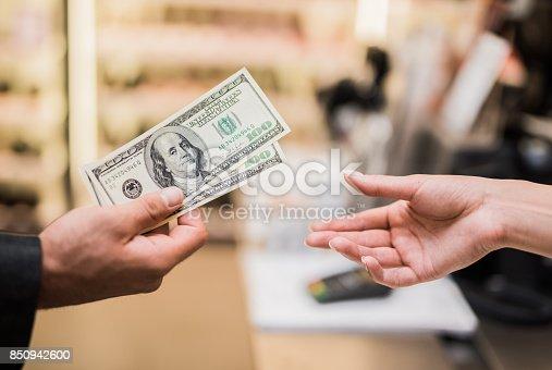 I'll pay cash