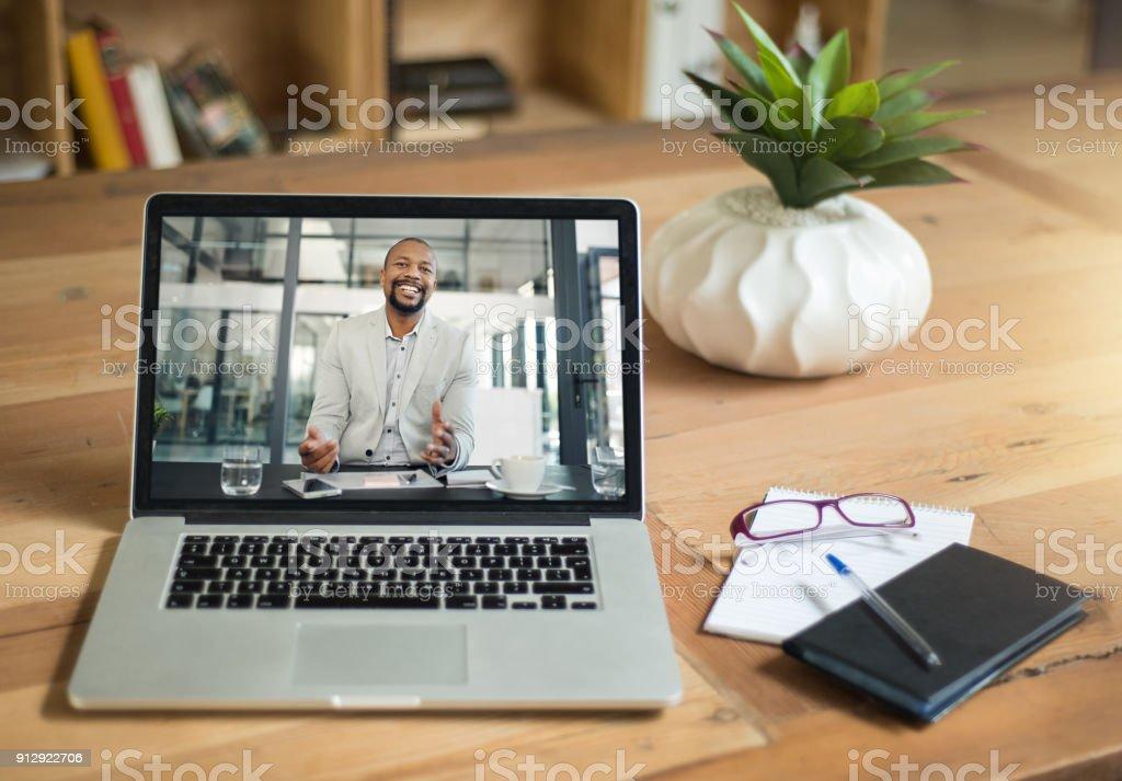Dieser Sitzung werde ich noch machen, auch wenn Sie von zu Hause aus arbeiten – Foto