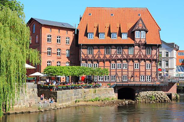 Lüneburg, Germany Lüneburg, Germany – 04. June 2015: lüneburg stock pictures, royalty-free photos & images