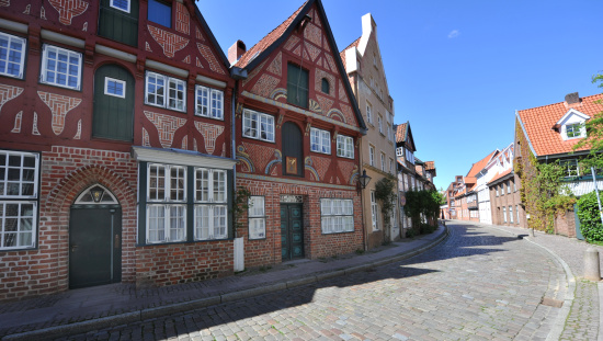 Lüneburg Stock Photo - Download Image Now