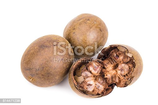 Lo Han Guo, Monk or Buddha fruit, a common ingredient or food in traditional Chinese medicine recipe