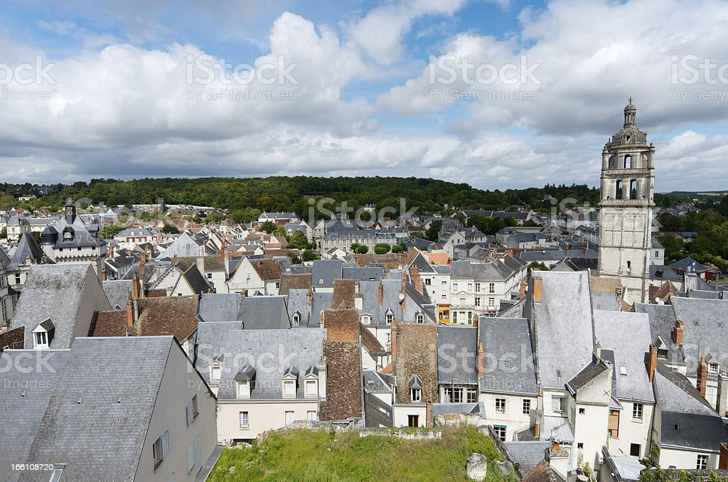 Loches royalty-free stock photo