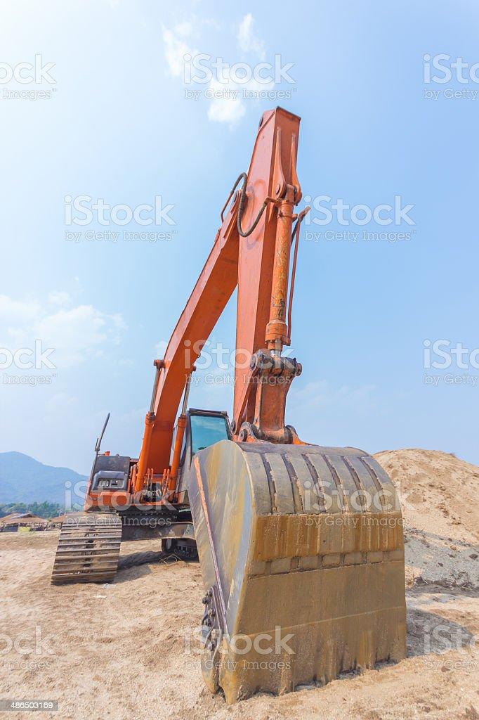 loaders stock photo