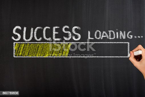 Loading Success on Blackboard