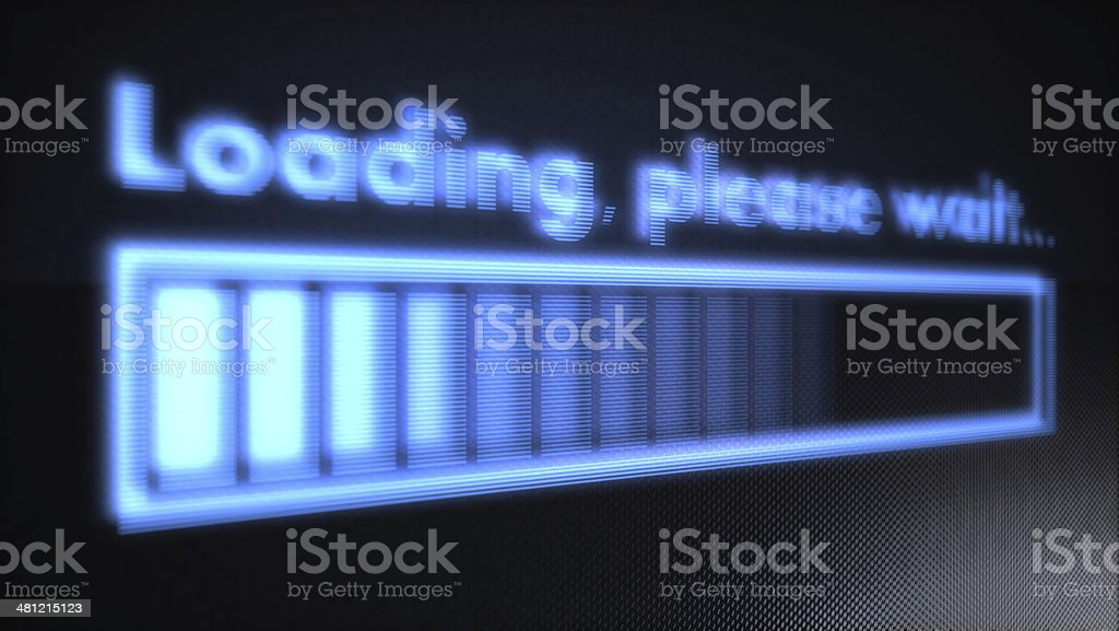 loadng background stock photo
