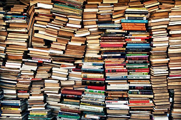 Viele Bücher – Foto