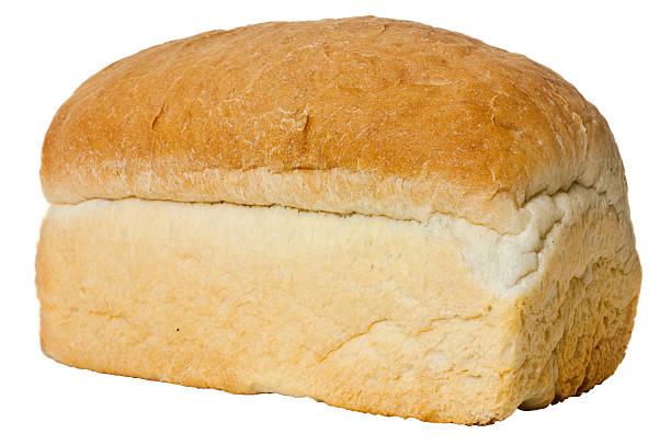 brotlaib of bread - brot ohne weizen stock-fotos und bilder