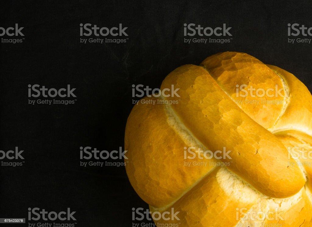 miche de pain de blé blanc photo libre de droits