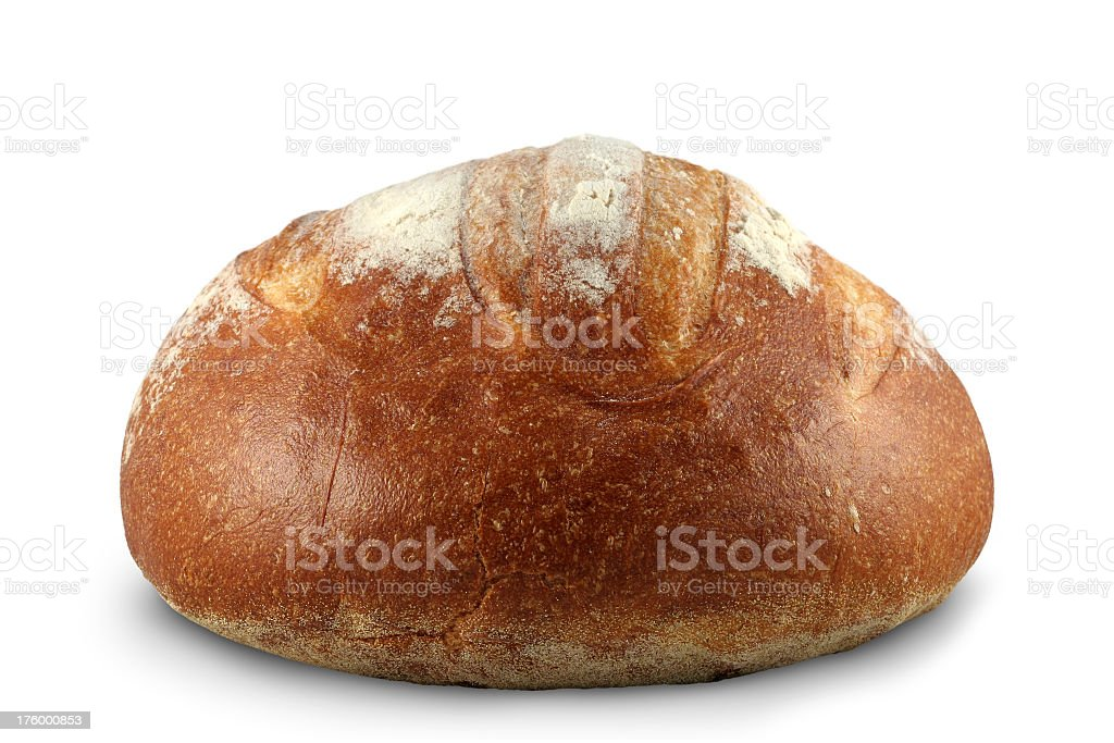 loaf stock photo