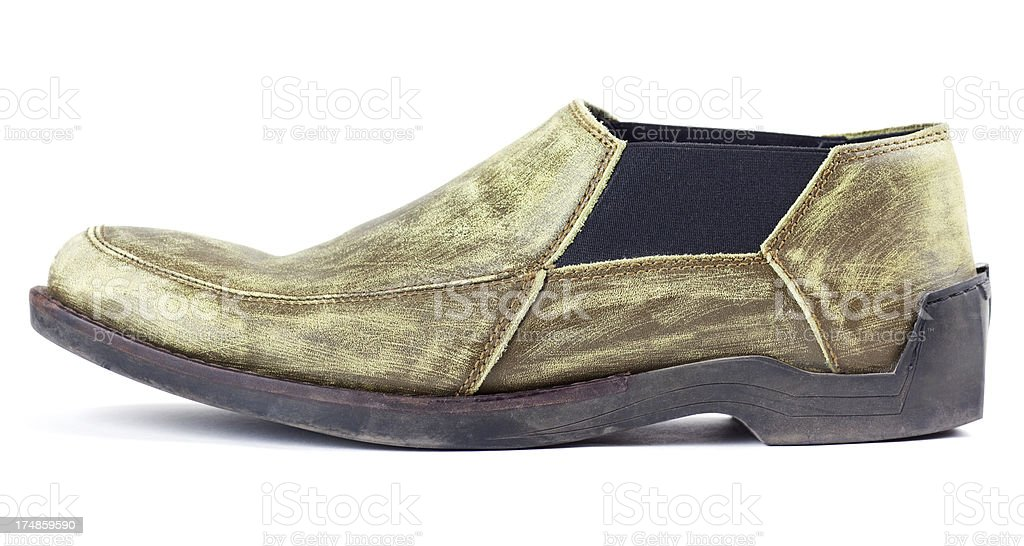Loafer Shoe royalty-free stock photo