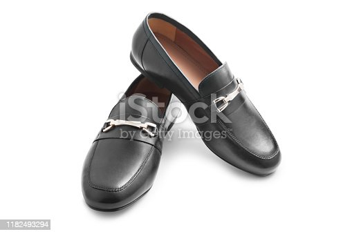 Loafers isolated on white background