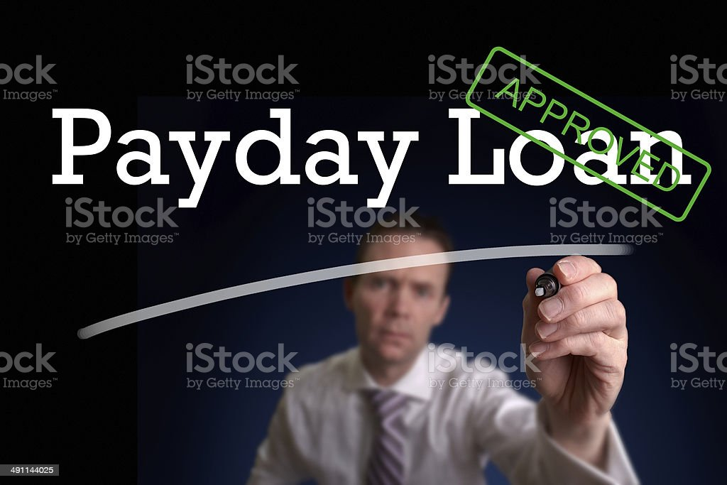 Loan Application royalty-free stock photo