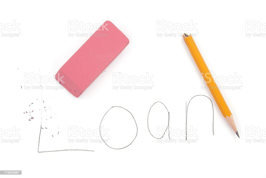 Can your loan be erasedPlease also see my Eraser Concepts lightbox: