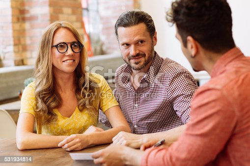istock Loan for small business 531934814