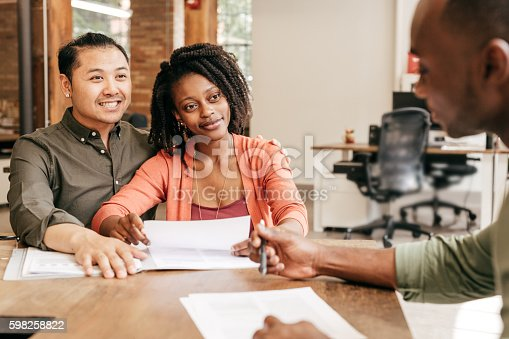 istock Loan for small business 598258822